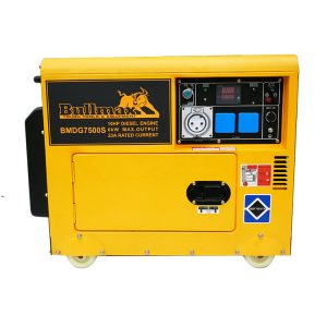 DIESEL GENERATOR SINGLE PHASE - 7 KVA