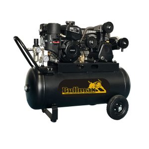 INDUSTRIAL PORTABLE COMPRESSOR – 385 FAD 2