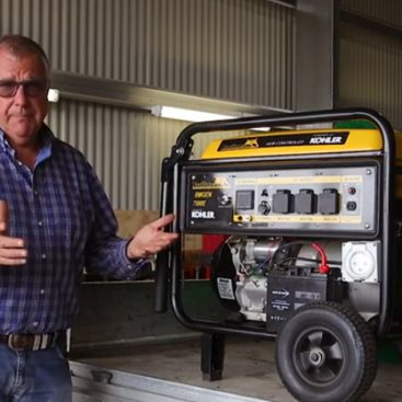 7KVA backup generator