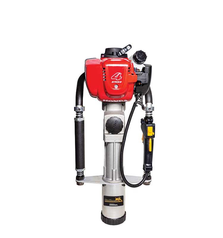4 Stroke Post Driver – Honda Engine