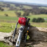 4 Stroke Post Driver – Honda Engine4