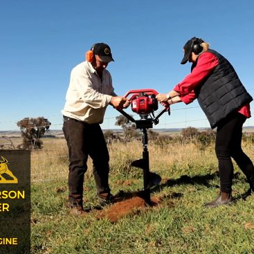 2 Person Earth Auger